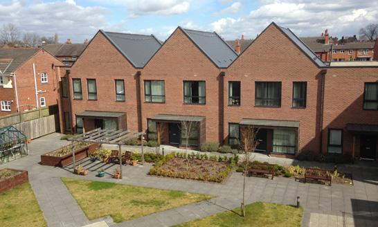 Helena's Heald Farm Court wins National Housing Design Award