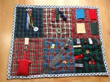 Fidget blankets - can you help our residents living with dementia?