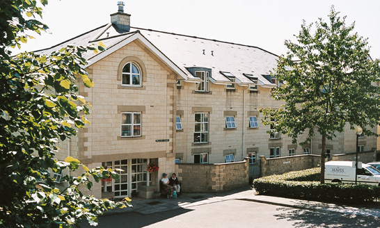 Walcot Court Retirement Home