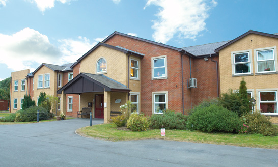 Mill House Care Home Gloucestershire
