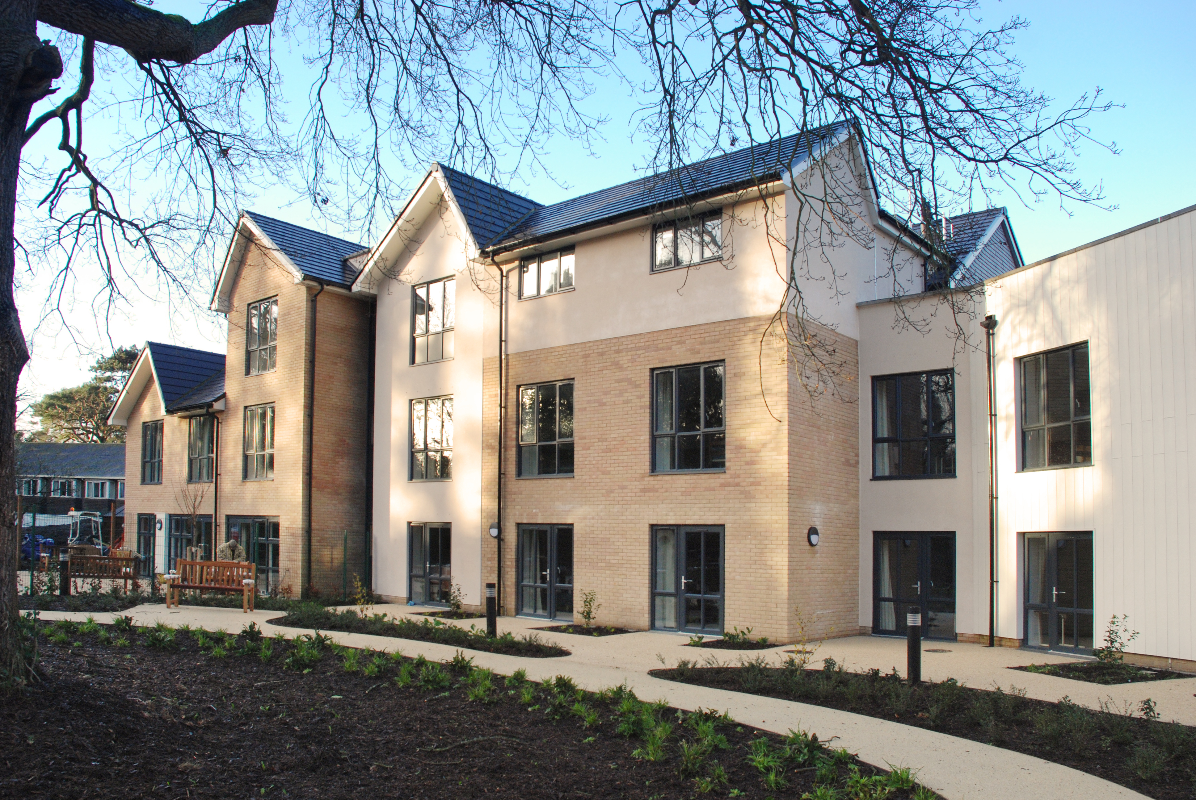 New dementia wing set for official opening