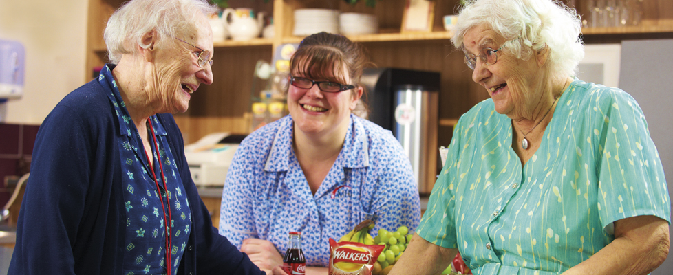 Care Home Open Day