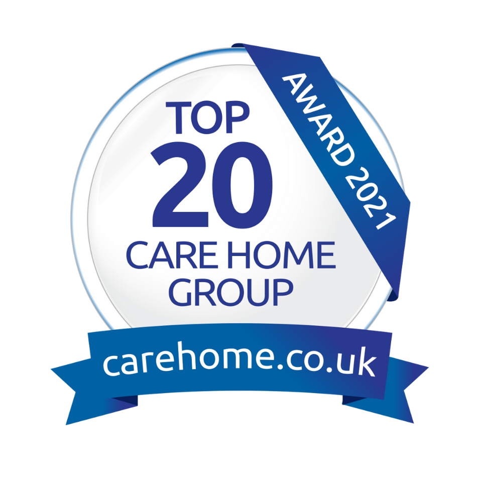 MHA care homes named again in the Top 20