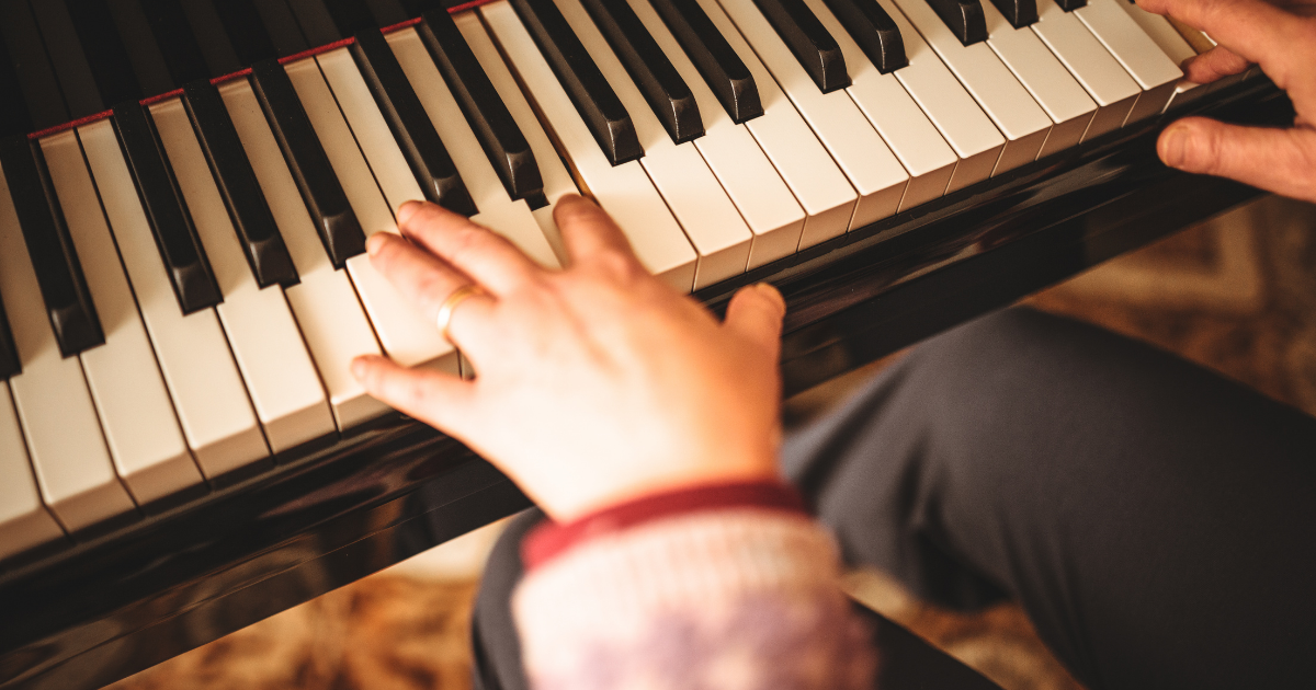 Light Up My Life: MHA in partnership with Casio and Music For Dementia