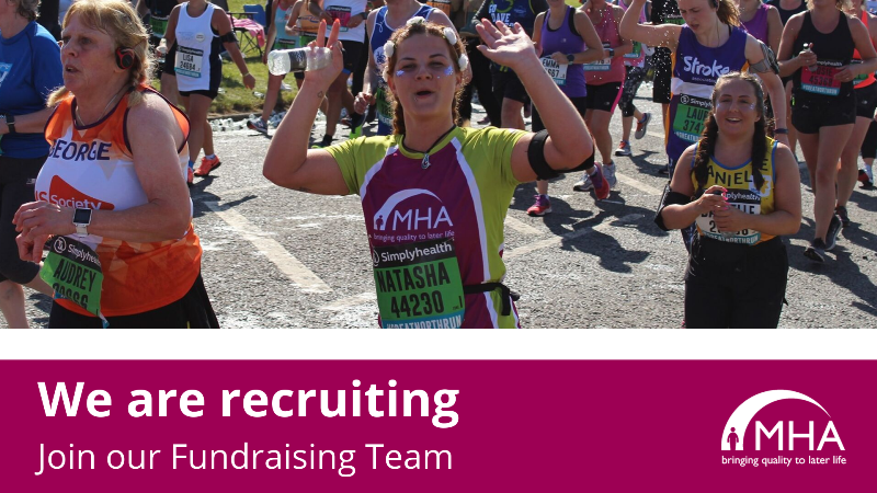 Join our Fundraising Team