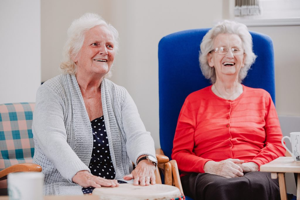 Five ways you can get involved with Older People's Day