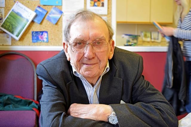 Doncaster charity for older people burgled