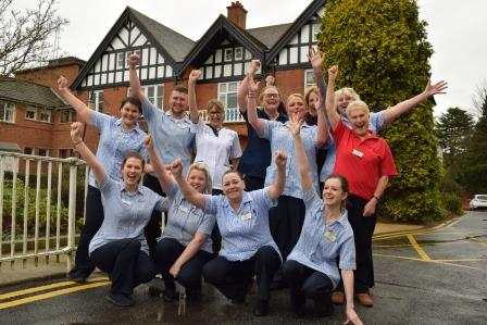Willersley House joins elite band of care homes