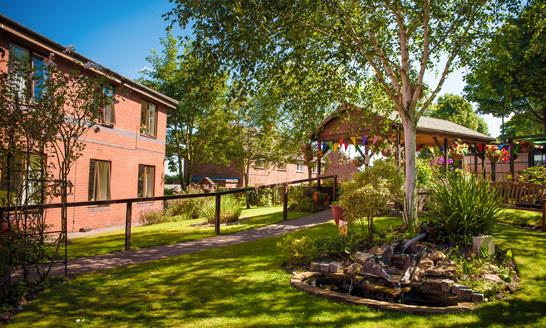 Briar Hill Nursing Home