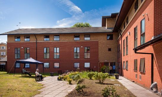 Nursing Homes In Wembley