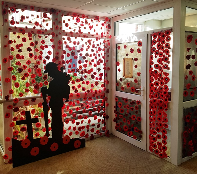 Priceholme's request for poppies receives overwhelming response