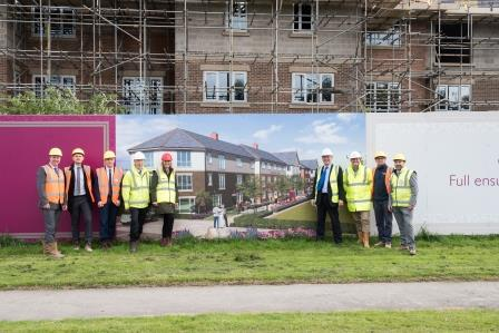 montpellier manor construction team and artist impression