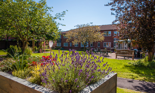 Aldersgate, Nuneaton | Retirement Apartments with Care ...