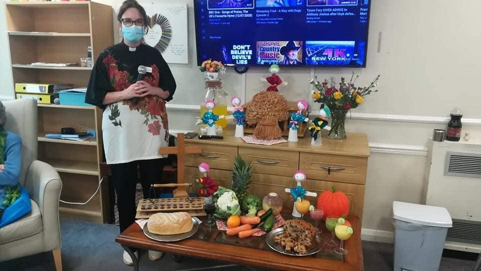 MHA celebrates Harvest Festival Week