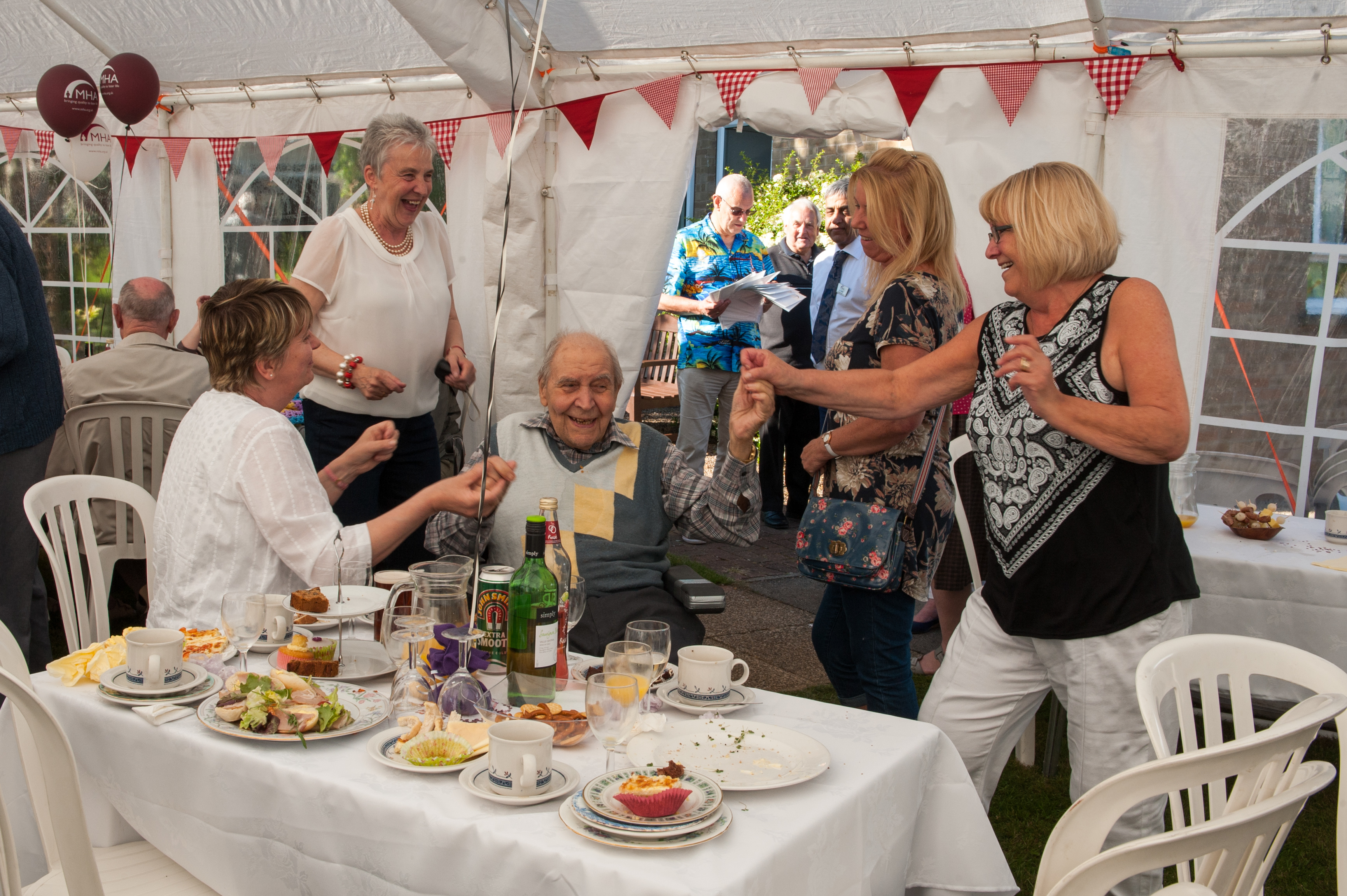 Queenswood celebrates 40th anniversary
