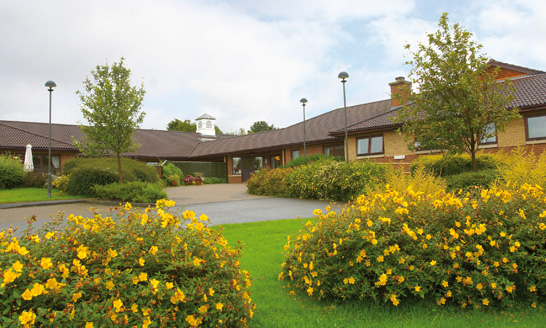 Volunteers needed to enrich lives of Care Home residents