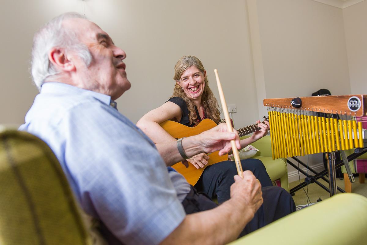 MHA response to Dementia and Music report