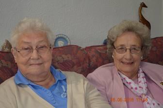 Volunteers celebrate 54 years of helping
