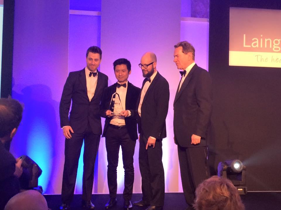 MHA Music Therapy team wins prestigious award