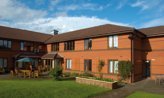 Herondale Kingfisher House Birmingham Nursing Dementia Care