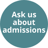 Ask us about admissions